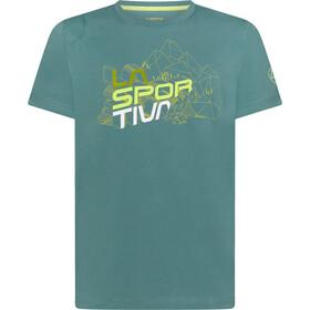 La Sportiva Cubic Koszulka Mężczyźni, pine